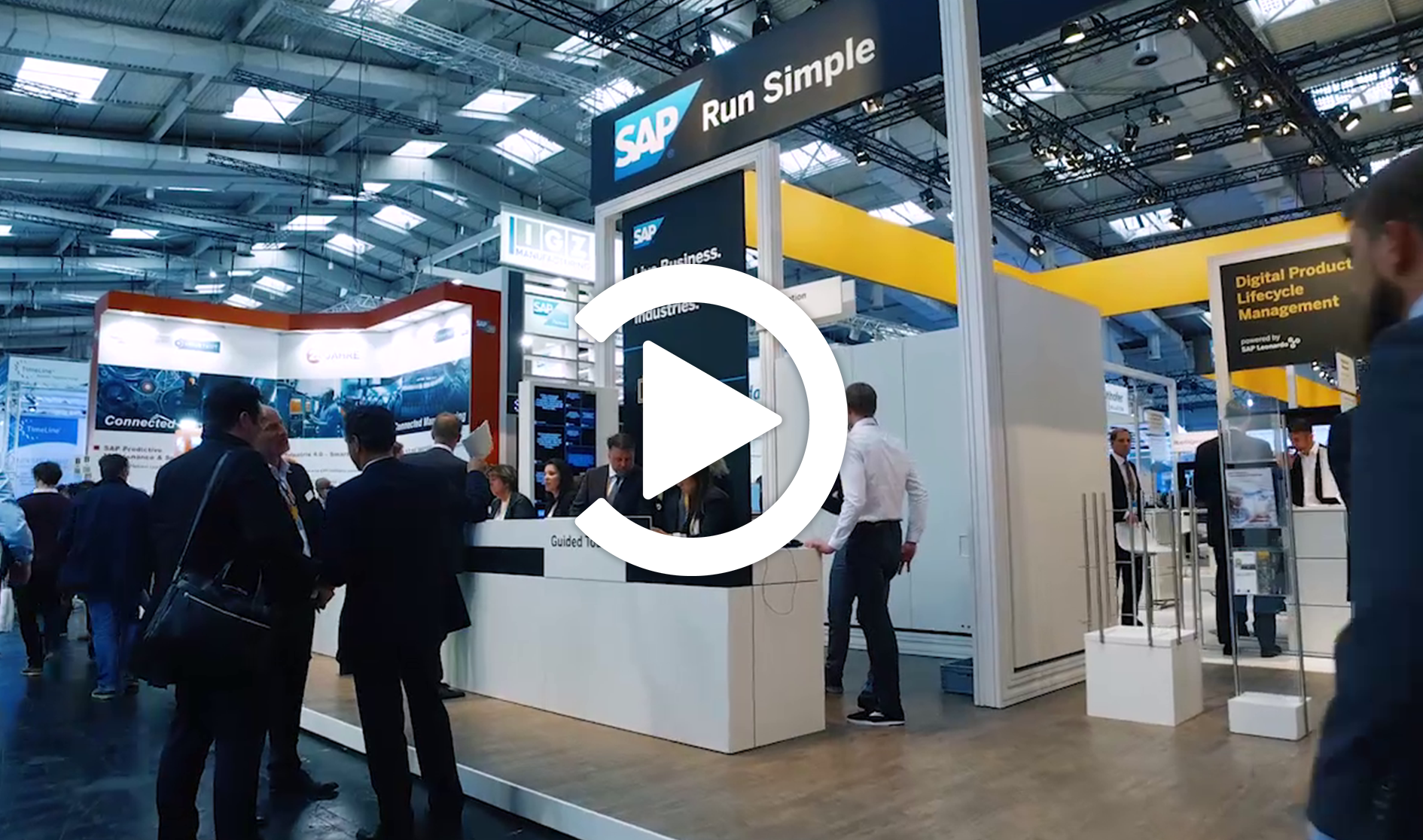 SAP - Showcases - Hannover Messe